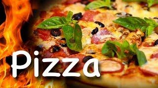 ПИЦЦА! Классический Итальянский рецепт.