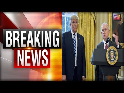 BREAKING: Jeff Sessions FINALLY Steps Up To The Plate And Hands Democrats Some Very Bad News