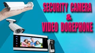 2018 New 7 inch Video Door Phone Video Intercom Review - #AliExpress #AliAddict