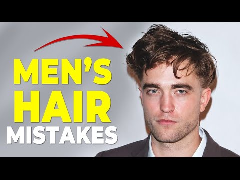 7 Hair Health Mistakes EVERY GUY Makes *and how to fix them*  Alex Costa