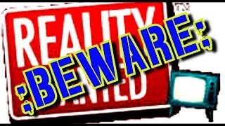 """REALITY TV"" verses ""YOUTUBE""-TRUE FACTS About ""REALITY TELEVISION"""