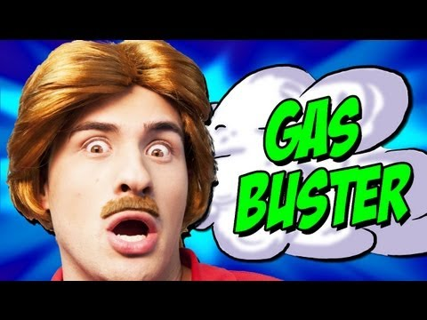 GAS BUSTER!