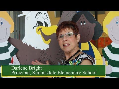 Simonsdale Elementary School Principal