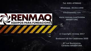 Renmaq Equipos Para Fundaciones