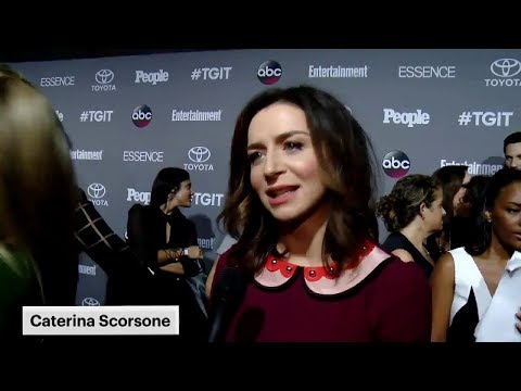 Caterina Scorsone Shares Her Most Memorable Deaths