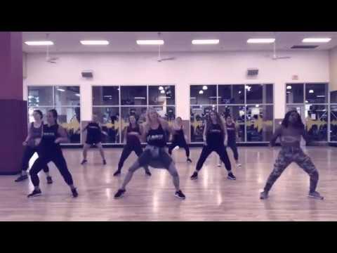 MC Kevinho, 2Chainz, French Montana & Nacho | Olha a Explosão (Remix) | Seattle Dance Fitness |Zumba