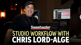 Studio Workflow with Chris Lord-Alge