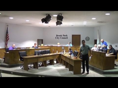 Brook Park Caucus 07/25/2017