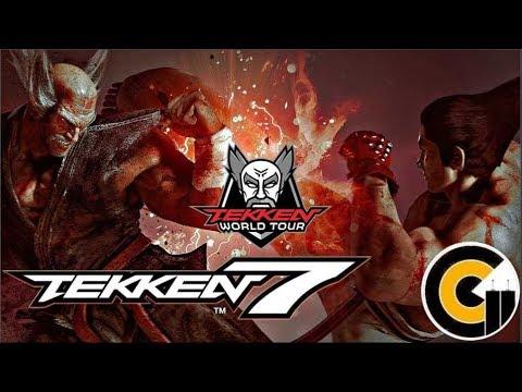 Tekken 7 TWT Santiago, Chile - Pools (Sapito, Spero, Rony, zoom_paiva, ELNegro, Misterio, Lazynho)