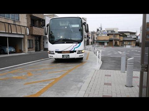 名鉄バス 中央道高速バス 超特急 前面展望 飯田~名古屋(名鉄バスセンター)