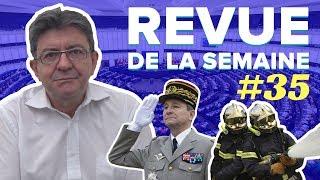 #RDLS35 : GÉNÉRAL DE VILLIERS, INCENDIES, ASSISTANTS PARLEMENTAIRES, MÉDIAS