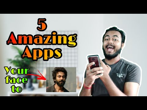 5 Amazing Apps | Cool Android Apps | iCall Screen | Face Changers | 5 Cool Apps for Android from YouTube · Duration:  7 minutes 13 seconds