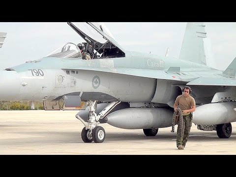 Government eyes Super Hornet to replace aging CF-18 jets