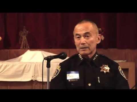 Chief Peter Decena, San Jose State University Police Department