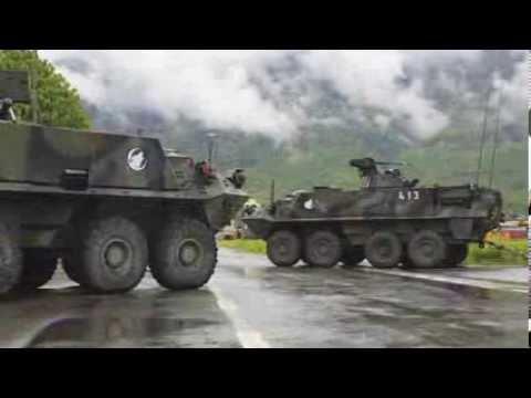 BDP Präsident Hans Grunder mit 9 Forderungen an die Armee, 2010