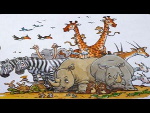 Рассказы о животных. Ноев ковчег - библейские рассказы о животных для детей.