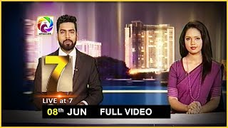 Live at 7 News – 2019.06.08 Thumbnail