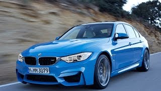 2015 BMW M3 (and M4) First Look -- Edmunds.com