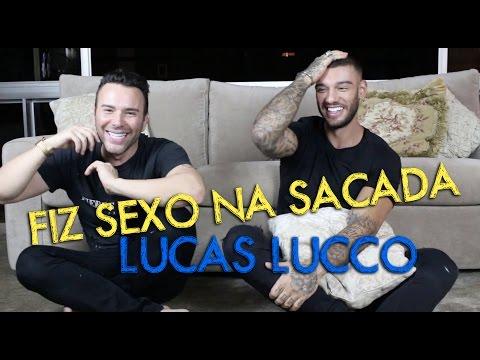 Fiz amor na sacada, minha girl crush e mais feat Lucas Lucco