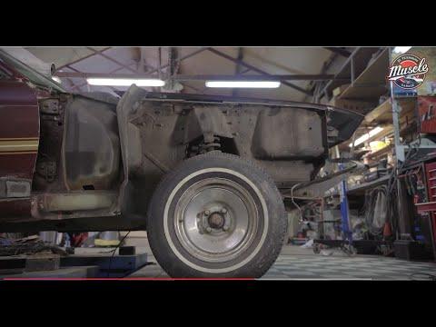 Дэу Матиз кузовные работы  Ремонт  заднего крыла и двери. Пятая часть