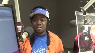 KDHX show TURN UP TO TURN DOWN HOST( Willie B) interview Ceo (Contact/Money Up Records LLC)