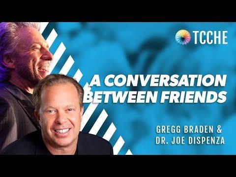 Joe Dispenza & Gregg Braden @ TCCHE 2015