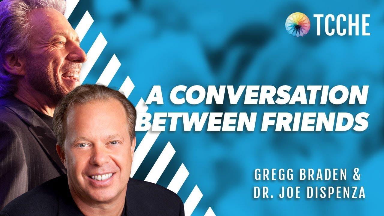 Joe Dispenza & Gregg Braden @ TCCHE 2015 | Doovi