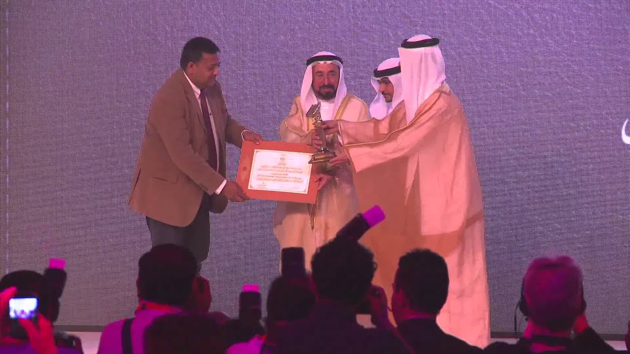 dc books bags best foreign publisher award at sharjah