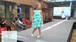 Показ новой коллекции детской одежды My Little Spain