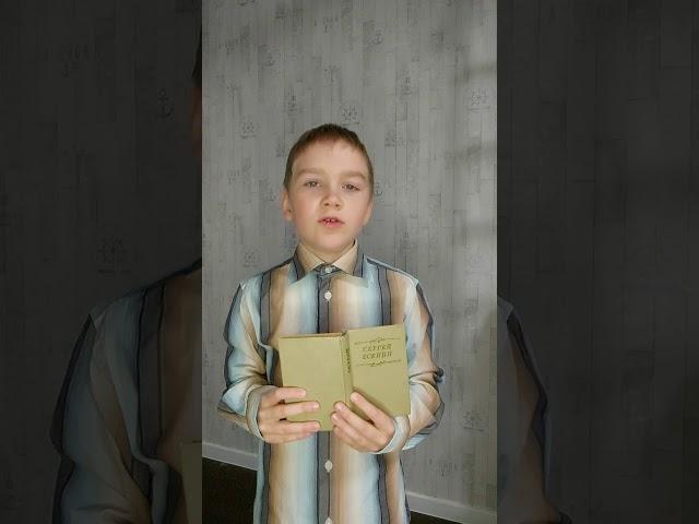 Изображение предпросмотра прочтения – КонстантинПопов читает произведение «Дымом половодье зализало ил» С.А.Есенина