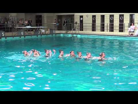 Trophée Anne Fontaine 2014 – Ballet Team préminimes – Boust