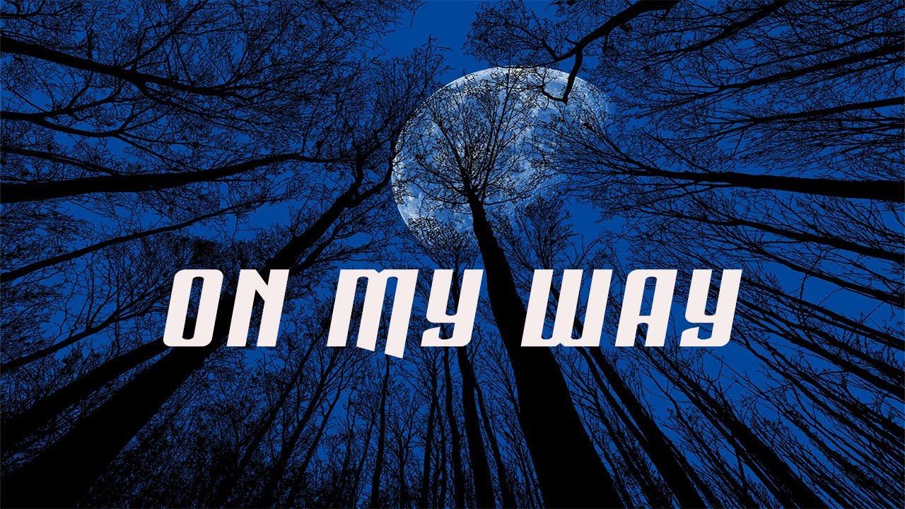 Alan Walker On My Way | Lyrics | PUBG official theme song ...