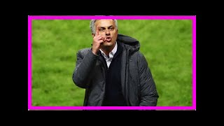 [Breaking News]Manchester united star involved in huge dispute with jose mourinho thumbnail