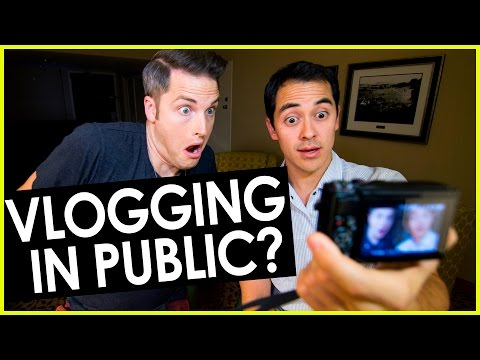 Download Youtube: How To Vlog In Public — 5 Tips for Vlogging in Public