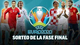 Sorteo Eurocopa 2020, en DIRECTO - Bombos, Grupos y rivales de España  I UEFA EURO 2020 - MARCA