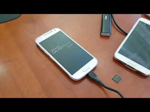 Samsung Galaxy S4 Mini прошивка с помощью Odin3