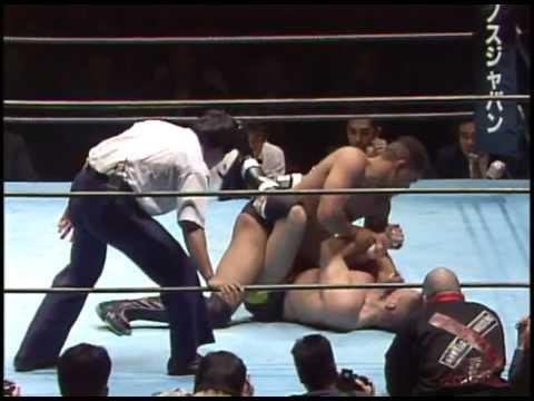 "Leon Dijk vs Vernon""Tiger""White 1994 12 16"