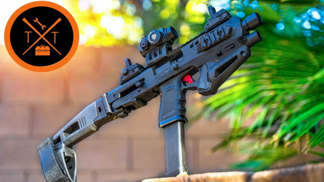 Is a 9mm AR BETTER than a Roni Glock Carbine????