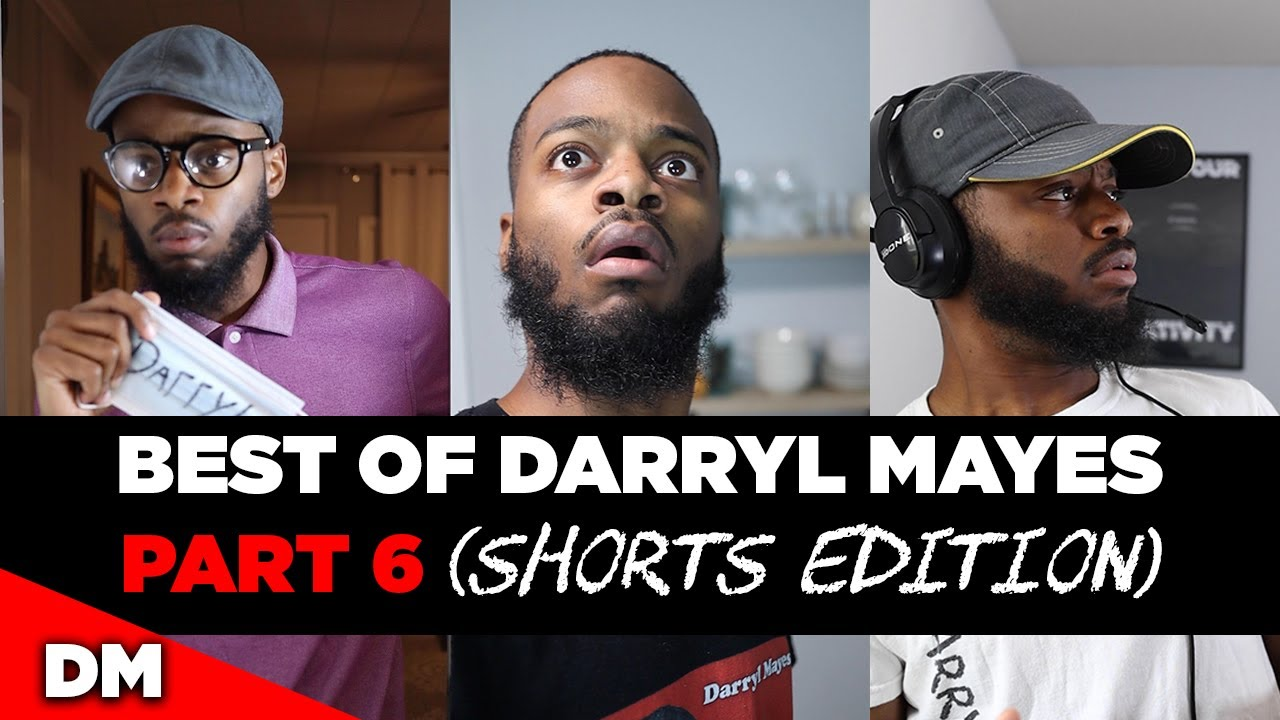 Download DARRYL MAYES FUNNY COMPILATION (PART 6)   Shorts Edition
