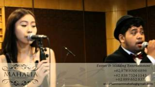 Terpesona - Glenn Fredly & Audy (COVER) by MAHALIA ENTERTAINMENT