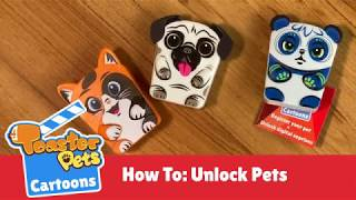 How To: Unlock Pets