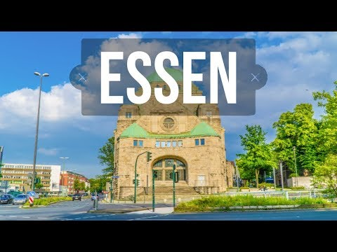 مدينة ايسن: اجمل مدينة للتسوق والتنزه