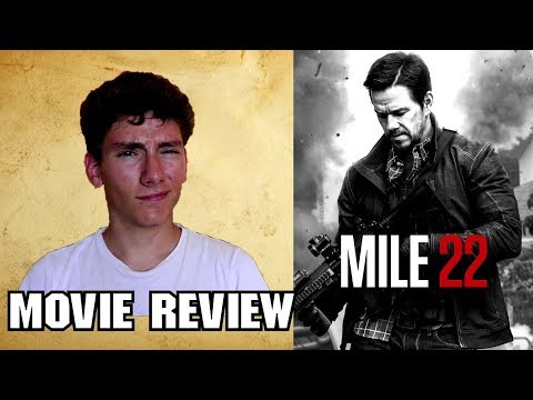 Mile 22 (2018) [Action-Thriller Movie Review]