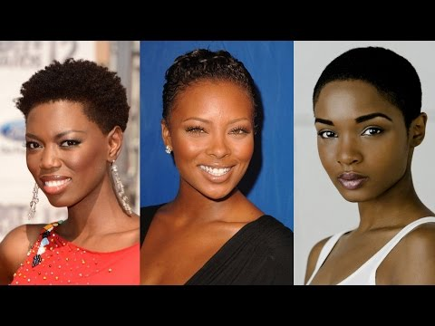 25 Best Short Natural Hairstyles for Black Women