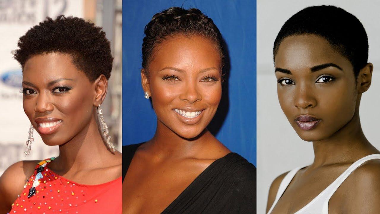 Short Natural Black Women