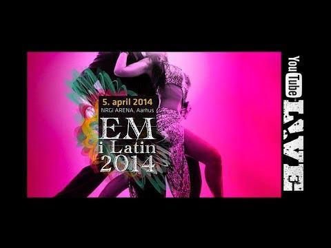 2014 Euro Latin Aarhus   Final   DanceSport Total