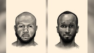 Antioch police release video, sketches of August homicide suspects