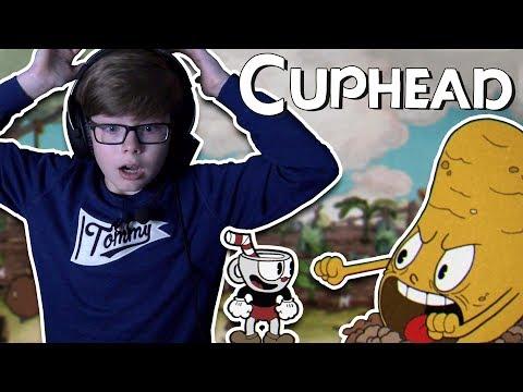 I'M A CUPHEAD?!!? xD