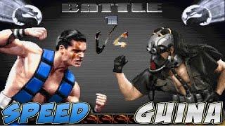 Video Mortal Kombat 3 - Final Championship Speed vs Guina 720p 60fps [HD] SNES download MP3, 3GP, MP4, WEBM, AVI, FLV Oktober 2018