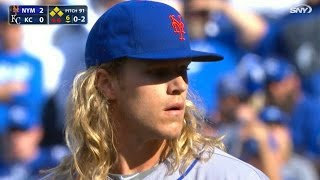 4/5/16: Mets shut out Royals behind Syndergaard's gem